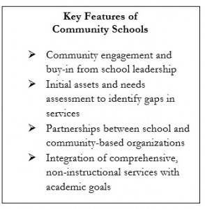 Features of Comm Schools